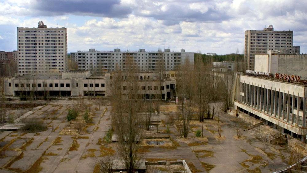 A 34 años del accidente nuclear en Chernobyl - Chernóbil