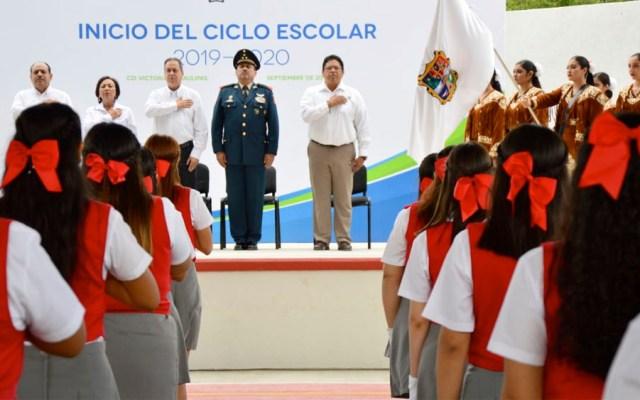 Suspenden clases en 21 municipios de Tamaulipas por Fernand - clases tamaulipas