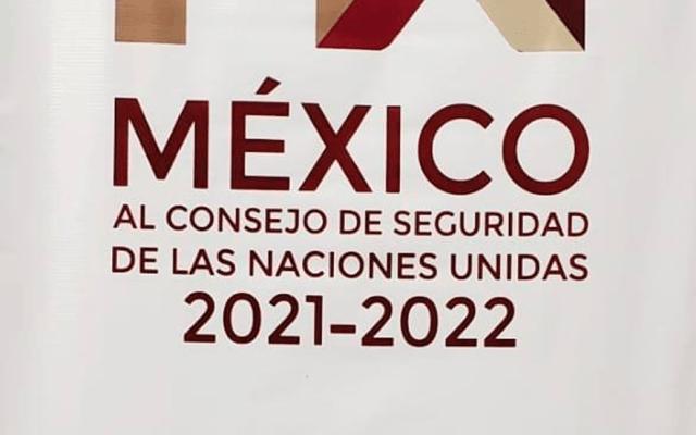 Impulsan candidatura de México al Consejo de Seguridad de la ONU - Foto: Especial