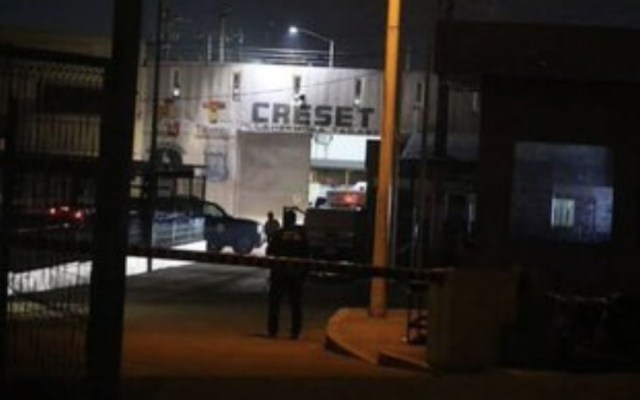 Motín en CRESET de Villahermosa deja dos muertos y cinco heridos - Foto de @AhoraTabasco