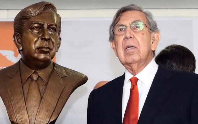 No veo al gobierno de AMLO como la izquierda de México, asevera Cuauhtémoc Cárdenas - democracia Cuauhtémoc Cárdenas Senado