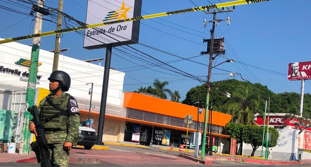 Confirma Fiscalía ataque directo en terminal de autobuses de Cuernavaca - La Fiscalía General de Morelos confirma ataque directo como causa de la balacera en la terminal de autobuses de Estrella de Oro. Foto de López-Dóriga Digital