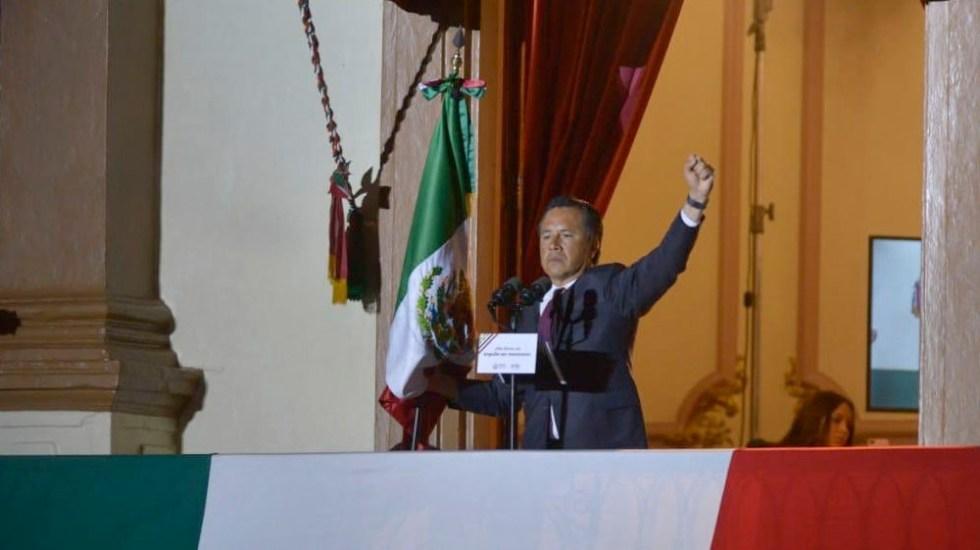 PAN pedirá destituir a Cuitláhuac García como gobernador de Veracruz - Cuitláhuac García veracruz