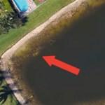 Descubren restos de hombre en Florida gracias a Google Earth