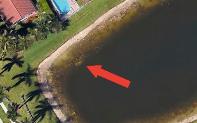 Descubren restos de hombre en Florida gracias a Google Earth - descubren cuerpo de hombre desaparecido hace 20 años gracias a google earth