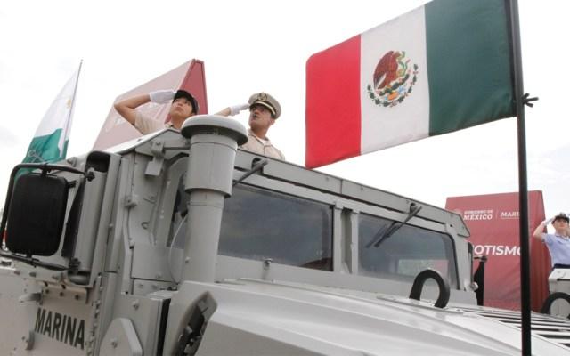 AICM suspenderá operaciones por desfile militar del 16 de septiembre - foto de Notimex