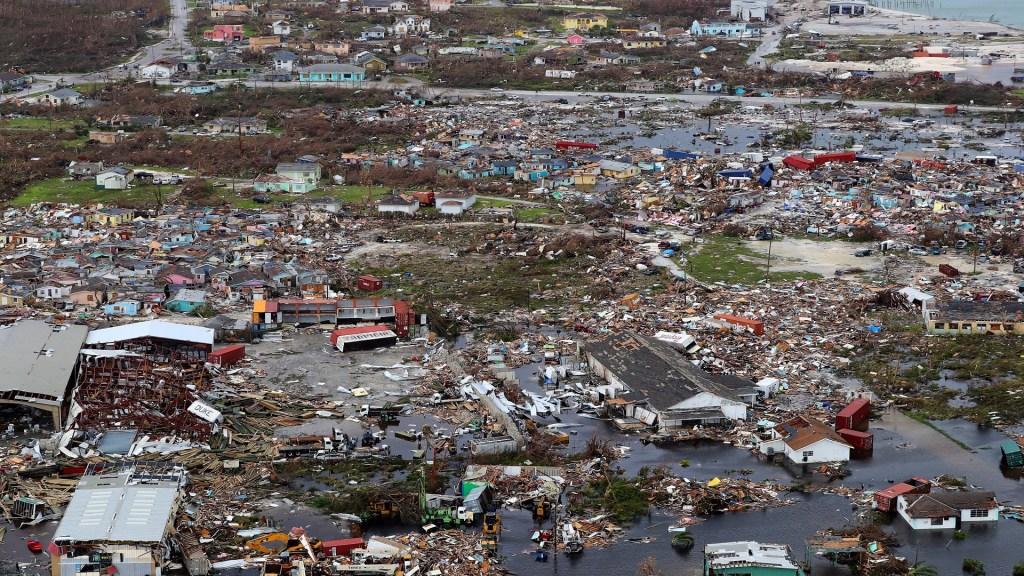 Gobierno de Bahamas rechaza cifra de 3 mil muertos tras paso de Dorian. Noticias en tiempo real