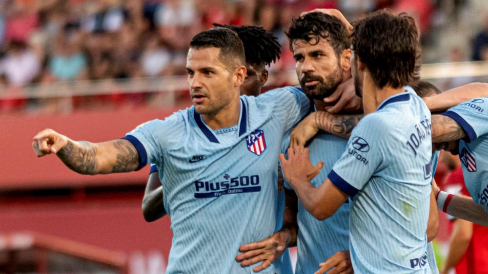 Atletico de Madrid vuelve al triunfo en liga - Foto de EFE