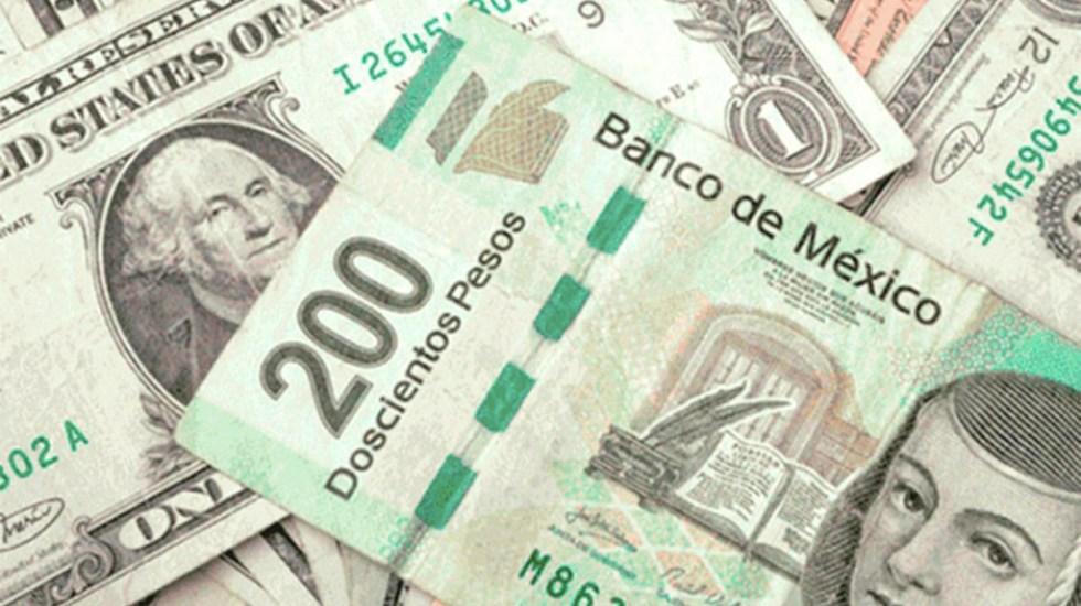 El dólar pierde fuerza y se cotiza en 20.11 pesos - dólar peso