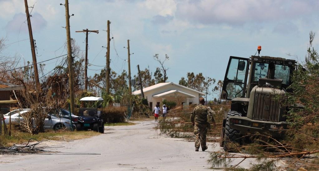 México apoyará a Bahamas en labores humanitarias tras paso de Dorian - Foto de EFE