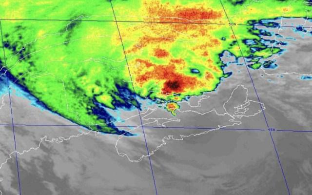 """Dorian es ahora un """"ciclón post-tropical"""": NHC - Foto de NHC"""