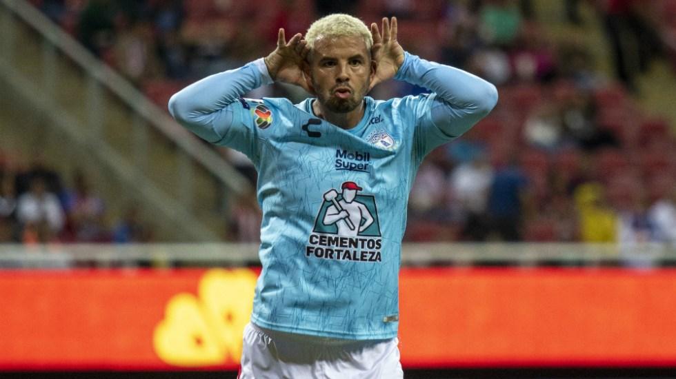 Comisión Disciplinaria multa a colombiano Edwin Cardona - Foto de Mexsport