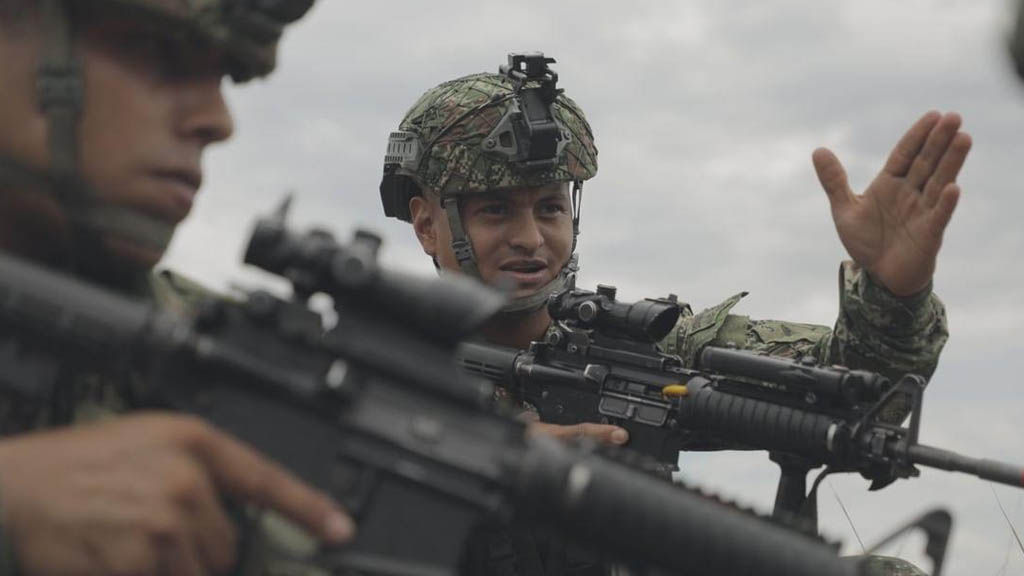 Mueren cuatro soldados de Colombia tras ataque de grupo criminal - Ejército Colombia colombiano soldados