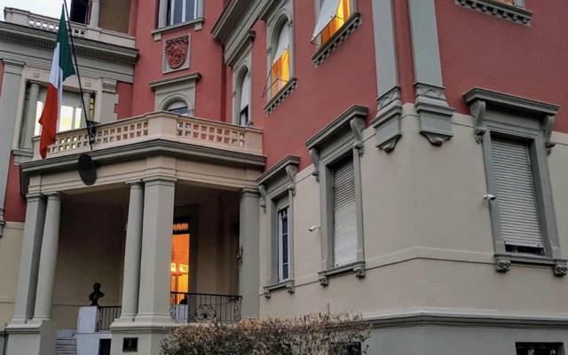 México brindará asesoría legal a presunto socio de 'El Chapo' detenido en Roma - Embajada de México en Italia