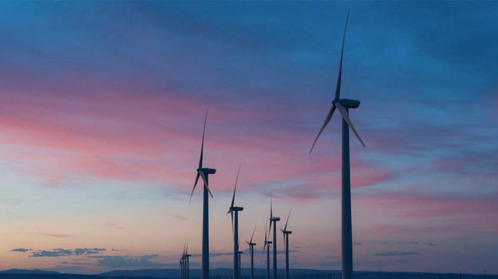 ONU urge acciones para detener el cambio climático - Energía eólica electricidad cambio climáticoi