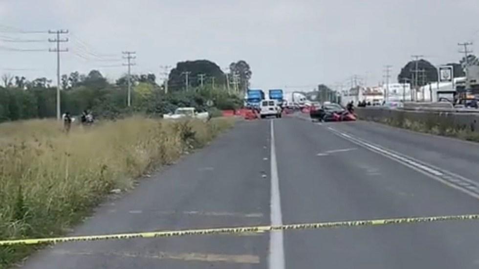 Enfrentamiento deja cuatro muertos y un herido en Guanajuato - enfrentamiento Salamanca Celaya Guanajuato