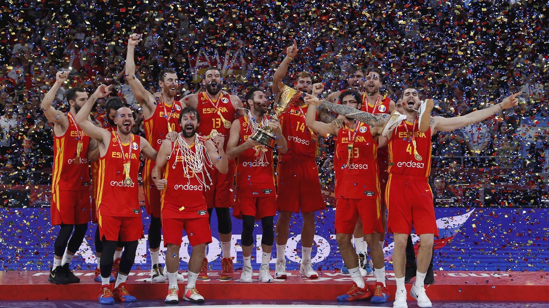 España Mundial Basquetbol Argentina campeón 2