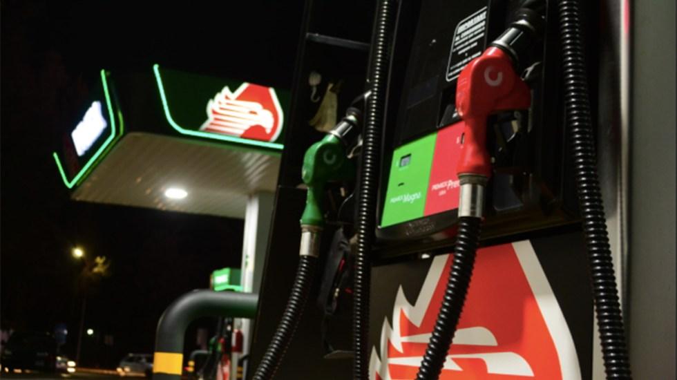 Ratifica gobierno mexicano compromiso de no aumentar precios de gasolinas - estímulo fiscal gasolina