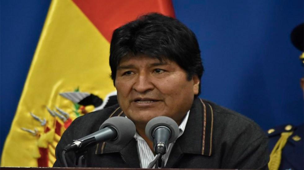 Evo Morales saluda al presidente López Obrador por fiestas patrias - evo morales felicita a méxico y lópez obrador por fiestas patrias