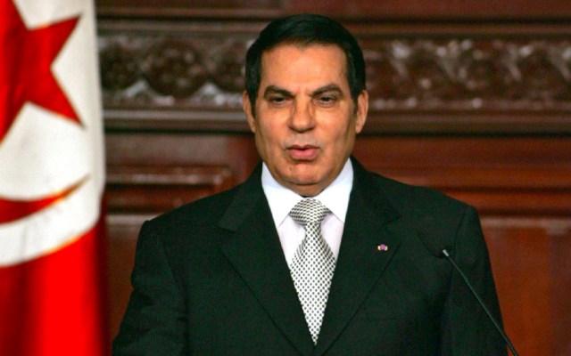 Murió el expresidente de Túnez, Zine El Abidine Ben Ali - Expresidente de Túnez