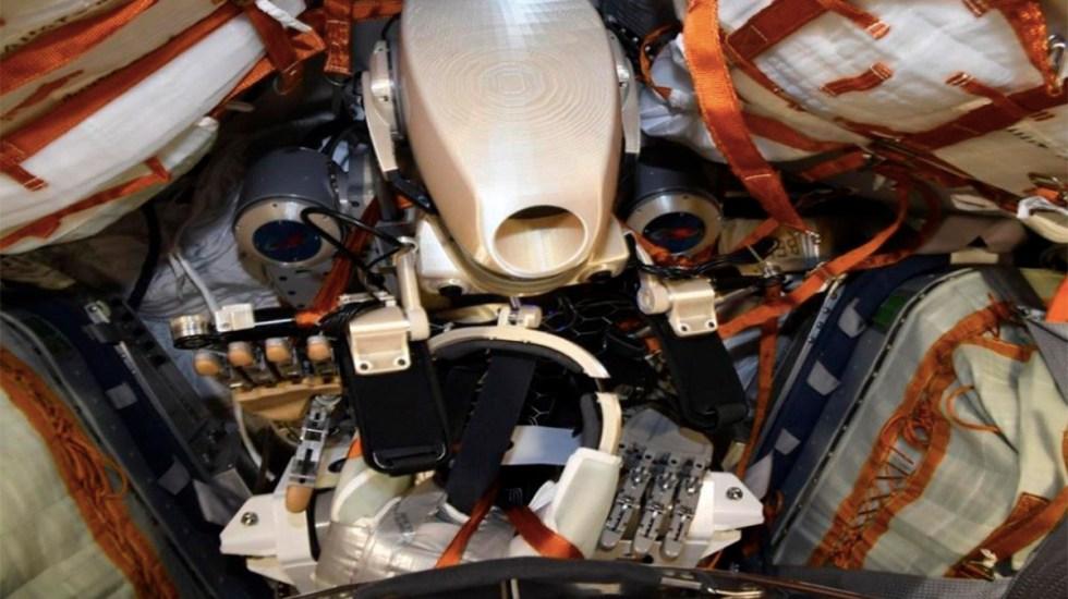 Regresa a la Tierra Fedor, el primer androide cosmonauta ruso - fedor regresa a la tierra