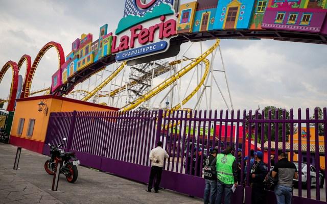 """Diputados vigilarán """"con lupa"""" licitación de la Feria de Chapultepec - Feria de Chapultepec accidente juego mecánico 2"""