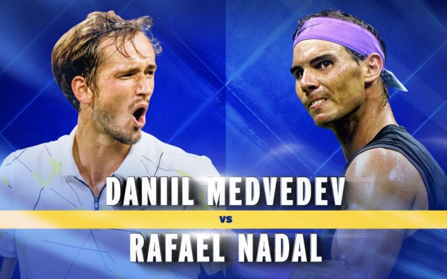 Daniil Medvedev, último obstáculo de Rafael Nadal en U.S. Open - Foto de @usopen