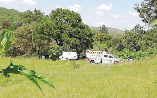 Van 75 bolsas con restos humanos halladas en fosa clandestina de Jalisco - fosa clandestina jalisco bolsas restos humanos