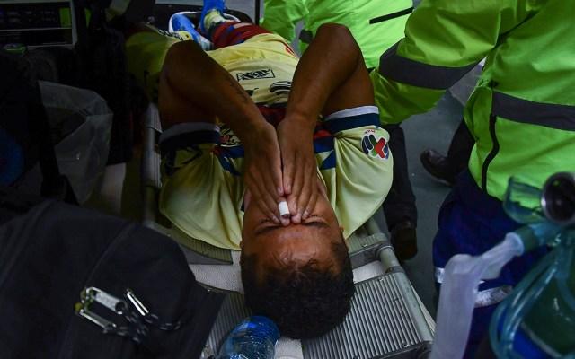 Giovani Dos Santos fuera de las canchas seis semanas por lesión - giovani dos santos lesión