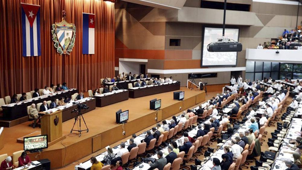 Cuba elegirá nuevo gobierno el 10 de octubre en sesión del Parlamento - gobierno parlamento cuba