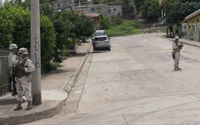 Balacera provoca pánico entre alumnos de primaria en Sonora - Guaymas balacera primaria