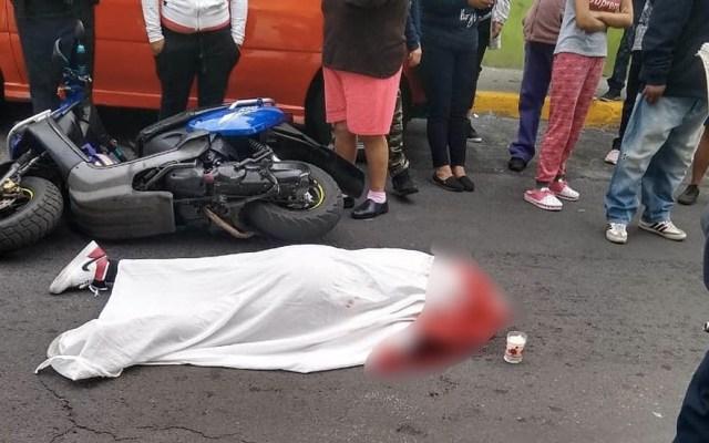 Asesinan a mujer frente a su hija en la Gustavo A. Madero - Gustavo A. Madero mujer asesinato