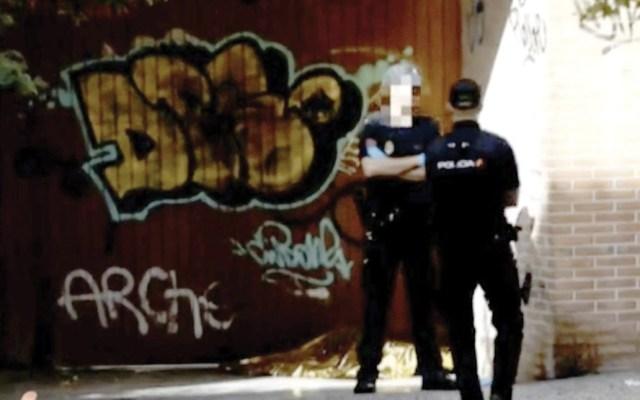 Hombre se clava cuchillo en el pecho tras apuñalar a su ex pareja en España - Foto de ABC