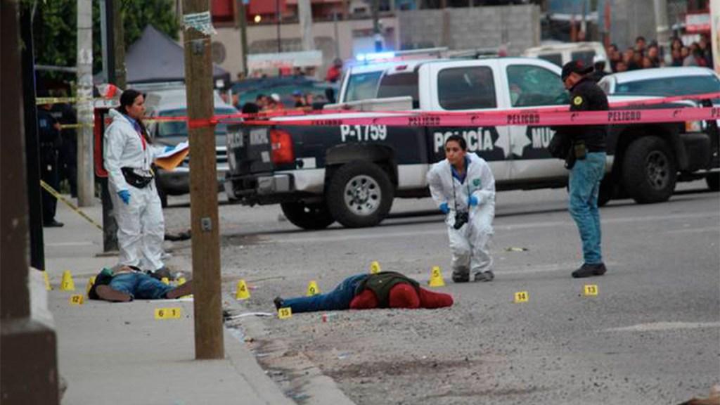 México llega al tercer año de gobierno de López Obrador con 69 mil 30 homicidios dolosos - homicidios dolosos agosto
