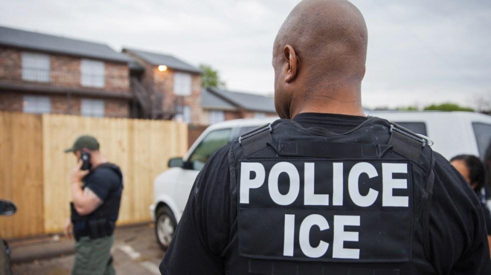 Abusos a migrantes en EE.UU. datan de 2009, de acuerdo con demanda - Foto de Twitter / ICE