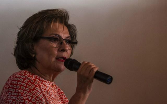 Traigan a mi hijo vivo y dono un millón de pesos: Isabel Miranda de Wallace - Foto de Notimex