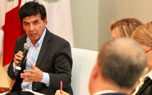 """Conferencia """"mañanera"""" transforma la manera de hacer política: Jesús Ramírez - Jesús Ramírez"""