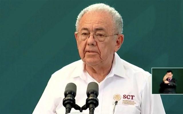 Jiménez Espriú se disculpa por retraso en entrega de carretera en Sonora - jiménez espriú retraso carretera sonora