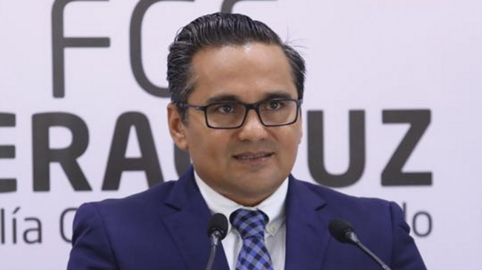 Congreso de Veracruz deberá fundamentar remoción de Winckler - Foto de Notimex
