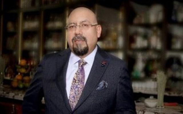 Nombran a José Oscar Valdés como titular de la Unidad de Delitos Fiscales de FGR - José Oscar Valdés Ramírez. Foto de @drjoseoscarv