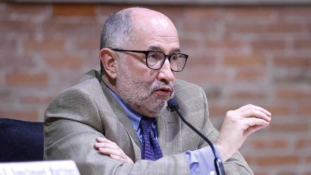 Preocupa incomprensión del presidente al Estado de Derecho: Cossío - José Ramón Cossío. Foto de Notimex / Archivo