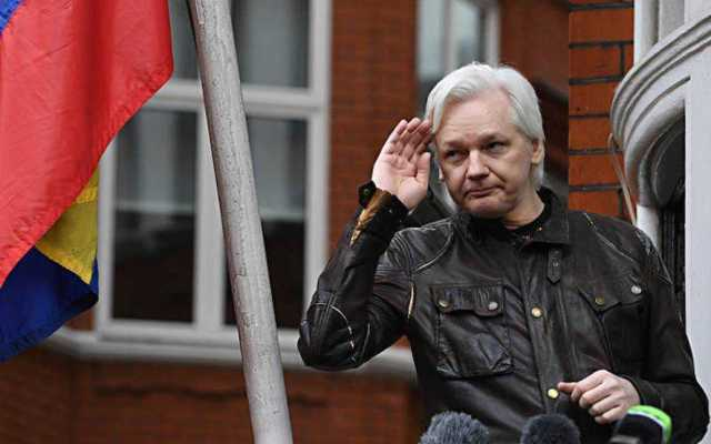 Gobierno de México ofrecerá asilo político a Julian Assange, fundador de WikiLeaks - Julian Assange. Foto de Archivo EFE.