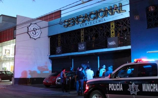 Balean bar en zona conurbada de Zacatecas - La Sensacional