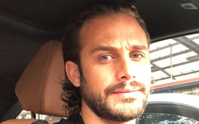 Asaltan al actor Lambda García - Lambda García. Foto de @lambgarcia