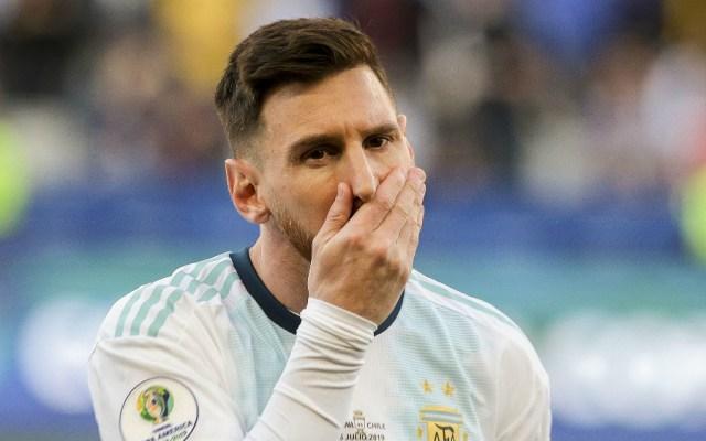 Federación de Nicaragua aclara que segundo capitán fue quien votó por Messi - Foto de Mexsport