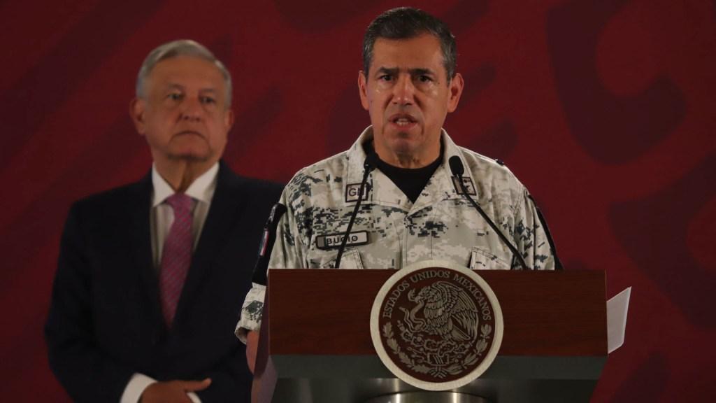 Comandante de Guardia Nacional da negativo a segunda prueba de COVID-19 - Luis Rodríguez Bucio Guardia Nacional