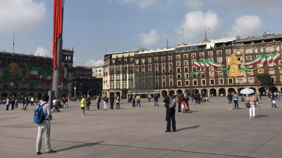 No habrá, por COVID-19, Macrosimulacro en la Ciudad de México - Foto de @SGIRPC_CDMX