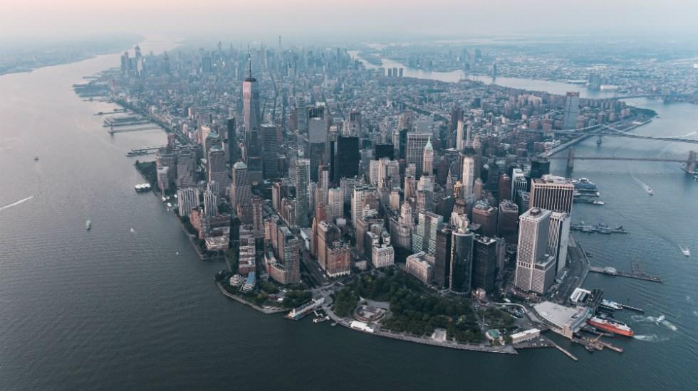 En 80 años, Londres y Nueva York quedarán bajo el agua: ONU - La ciudad de Nueva York. Foto de Benjamín Gremler para Unsplash