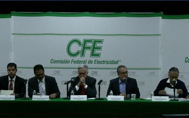 Conferencia de Prensa Manuel Bartlett