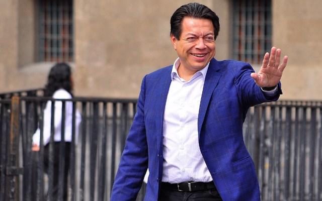 Inaceptable que EE.UU. pretenda supervisar reforma laboral en México: Mario Delgado - Mario Delgado